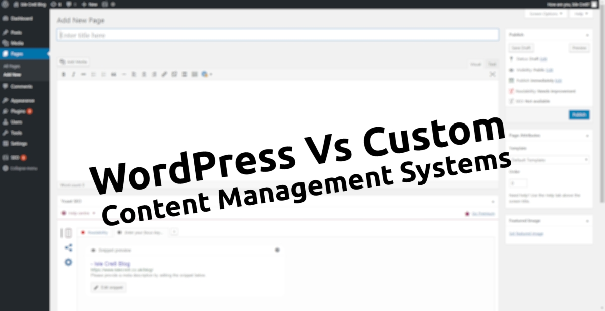wordpress-vs-custom-content-manangement-systems