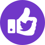 Social Media Advertising Icon